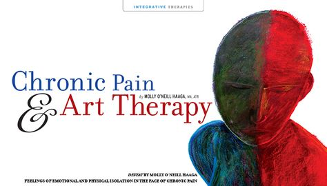 Chronic Pain and Art Therapy
