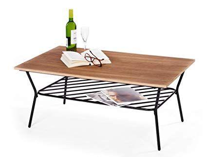 Amazon De Ts Ideen Design Couchtisch Wohnzimmer Tisch