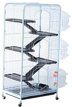 Top 10 Best Hamster Cages In 2019 Listderful Cool Hamster