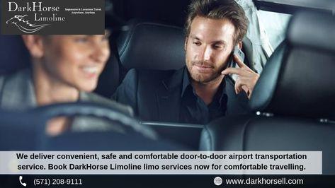 Reliable Limousine service in Virginia