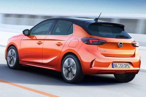 Este E O Novo Opel Corsa Agora Com Plataforma Do Peugeot 208 Opel Corsa Peugeot E Motor Eletrico
