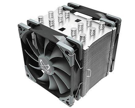 Scythe Mugen 5 Best Budget Cpu Cooler For Ryzen 3700x And 3800x Fun To Be One Quiet Fans Best Budget