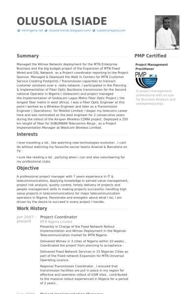 Resume Template 4 Page 4 Important Facts That You Should Know About Resume Template 4 Page Project Manager Resume Job Resume Samples Manager Resume