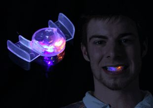 Glow In The Dark Mouth Piece