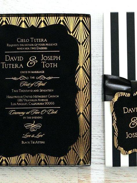 New David Tutera Wedding Invitations