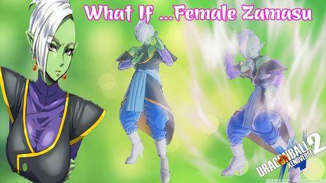Best Fusion Zamasu And Golden Frieza Dragon Ball Xenoverse 2 Mods
