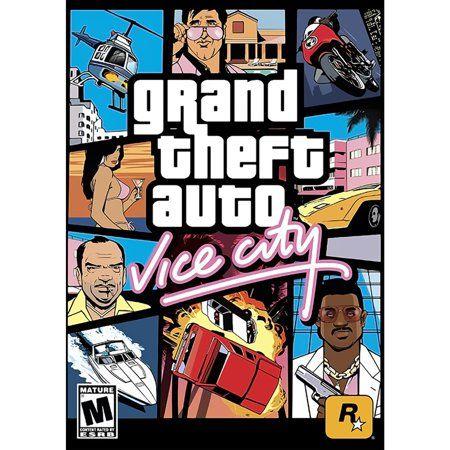 Video Games Grand Theft Auto Gta City