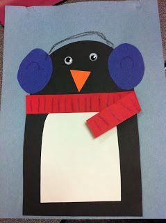Kindergarten Cupcake Crumbs: Christmas    In May   winter activities