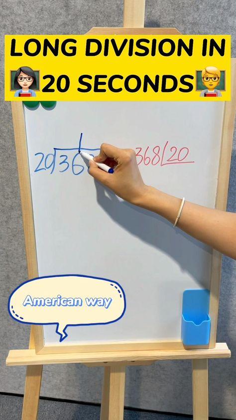 Learn long division in 20 seconds💯 #división larga #solveit #cameramath #Matemáticas