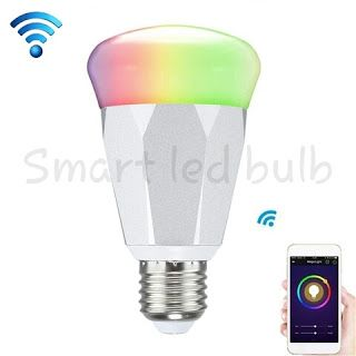 The Best Smart Colour Light Led Bulbs 2019 Artificial Intelligence Support In 2020 Led Smart Bulb Led Bulb Led Lights