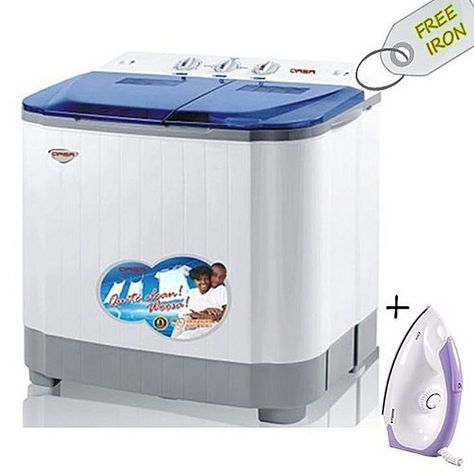 QASA - The New Generation Qlink Double Tub Washing Machine ...