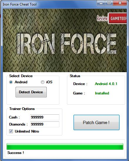 Iron force hack working updated hacks.