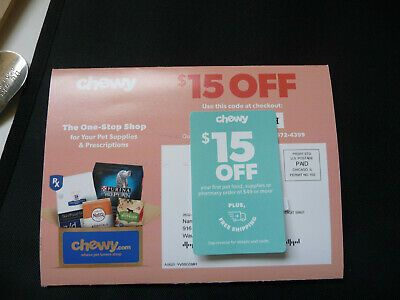 Chewy 15 Off Your First Pet Food And Supplies Order Of 49 Or More Exp 8 31 20 In 2020 Food Animals Chewy Pets