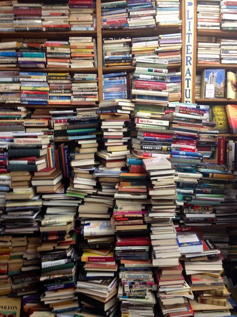Pickwick Book Shop in Nyack, New York.