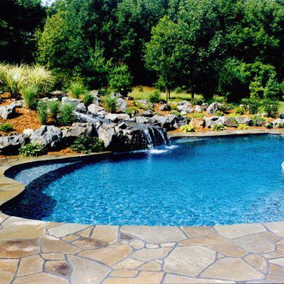 Pool Hardscape Design Ideas