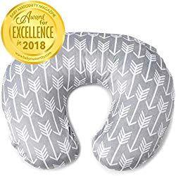 Comes with a Headrest WANNISHA Nursing Pillow for Breastfeeding Newborns