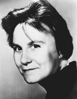 Harper Lee... To Kill A Mockingbird