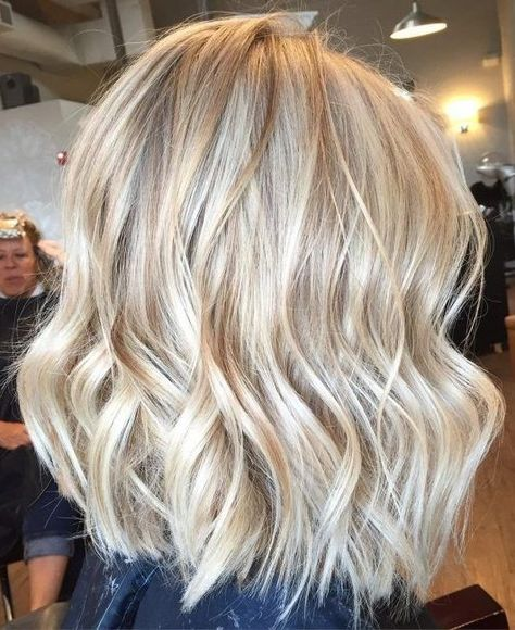 38 Bright Blonde Hair Color Ideas for This Spring 2019, Bright Blonde Hair Color Most of us thought about what would be the life if we looked blonde at some point of our lives. There are so many different b..., Blonde