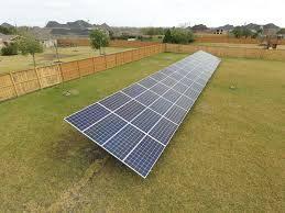 Residential Solar Supplier League City Tx Residential Solar Solar League City