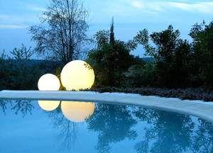 Boden Leuchtkugeln Fur Den Garten Und Terrasse Graf News Onlineshop Outdoor Outdoor Lanterns Globe Lights