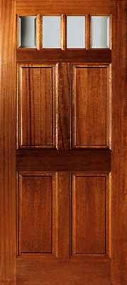 Mahogany doors sidelights and transoms in Classic design by International Door and Latch. & Faux Woodgrain on Garage Doors and Front Door to match by Garay ... Pezcame.Com
