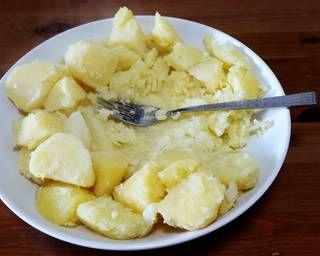 Resep Potato Bread Oleh Nikmatul Rosidah Cookpad Roti Kentang Resep Masakan Resep
