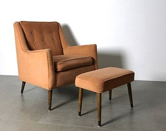Vintage Accent Chair Etsy Accent Chairs Chair Home Decor