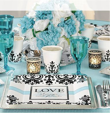 Party City Wedding Decorations Wedding Tableware City Wedding Decor City Wedding