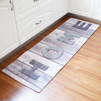 Home Bedroom Kitchen Door Floor Mat Vintage Style Absorbent Rug Non Slip Mat Kitchen Flooring Kids Room Rug Kitchen Mats Floor