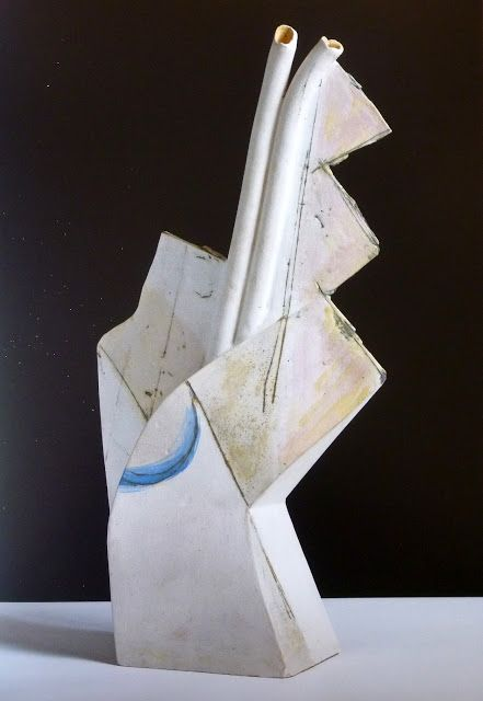 A Place Called Space Gordon Baldwin Objects For A Landscape 2 Objects Ceramic Sculpture Gordon