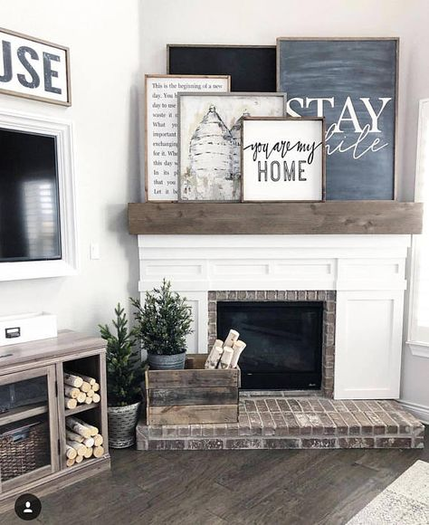 """MORE COLORS & SIZES 36x48 """"Stay Awhile"""" / hand painted / wood sign / farmhouse style / rustic"""