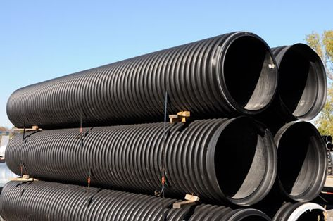 Plastic pipes are now commonly used in today times. Plastic pipes are made up of organic chemistry materials such as PVC, ABS and polyethylene etc. Past times the pipes are commonly used are made by cast iron.