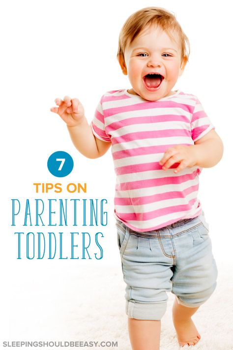 Top 7 Ways to Make Parenting Toddlers Easier (These Really