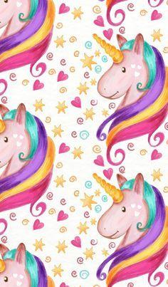 Pin On Unicorns Rainbows