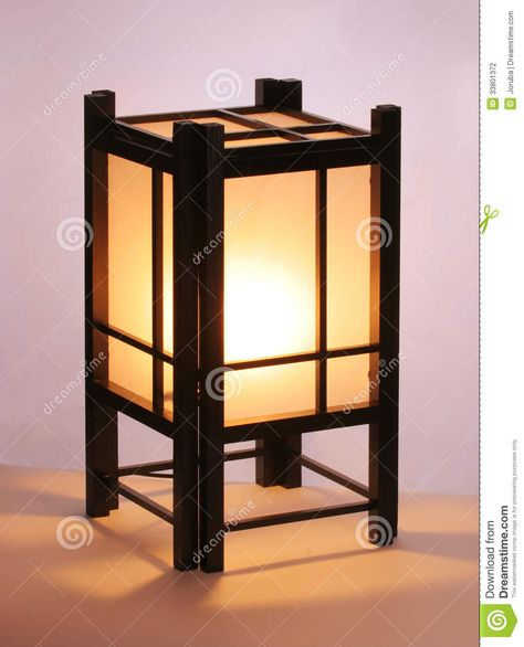 japanese table lights - Google Search