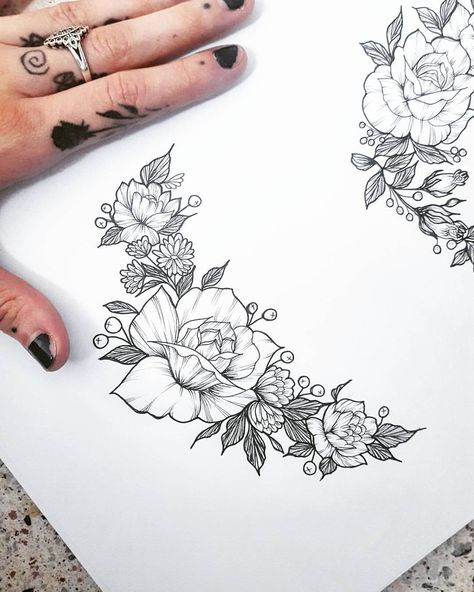 Trendy Ideas Tattoo Designs Drawings Back