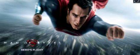 "Play Another ""Man of Steel"" Online Game: ""Hero's Flight"""