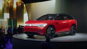 Spar En Startpris For Volkswagens Nye Elbil Pa Godt Under 300 000 Kroner Tek No Volkswagen Kamuflasje Tesla