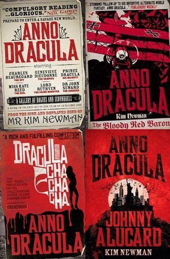 Anno Dracula Literature Tv Tropes Vampire Romances Dracula Chinese Vampire