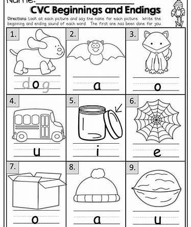 Pin By Monica Reyna On Classroom Kindergarten Language Arts Language Arts Worksheets Kindergarten Language Free cvc worksheets for kindergarten