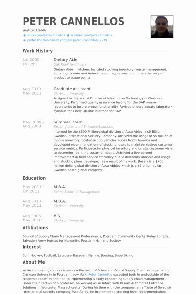 Dietary Aide Job Description Resume Awesome Tary Aide Resume Objective Tary Aide Resume Example In 2020 Home Health Aide Dietary Aide Sample Resume