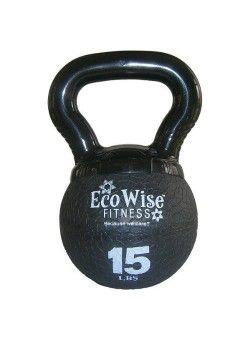 Ecowise 15lb Mini Kettlebell Medicine Ball Kettlebell Medicine Ball Medicine
