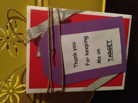 Gift - end of year teacher gift