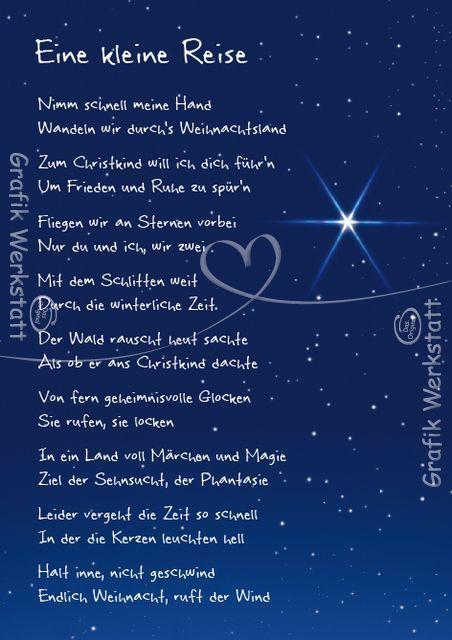 Gedicht Weihnachten Besinnlich Besinnlich Gedicht