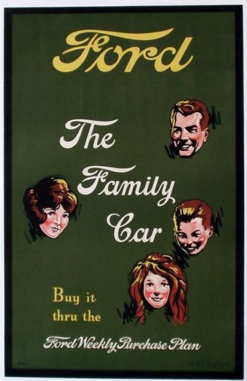 1920s Ford Cars vintage advert poster | Vintage Cars / Motorcycles Posters | Pinterest | Ford Cars and Car advertising  sc 1 st  Pinterest & 1920s Ford Cars vintage advert poster | Vintage Cars / Motorcycles ... markmcfarlin.com