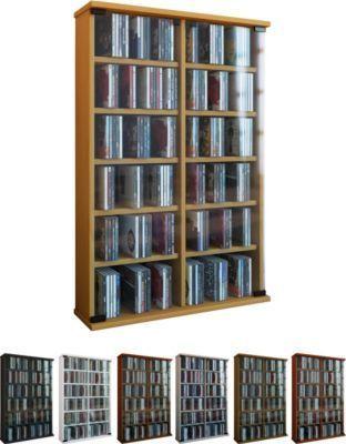 VCM CD / DVD Möbel ´´Roma´´ | Schrank / Regal Jetzt bestellen ...