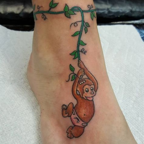 e8d2dfa770e5d List of Pinterest affe tattoo baby pictures & Pinterest affe tattoo ...