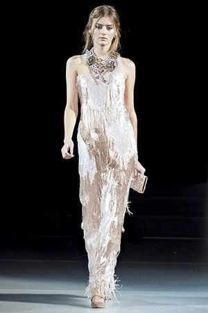 Celebrities Who Wear Use Or Own Giorgio Armani Fall 2017 Rtw Strapless Metallic Dress Also Discover The Movies Tv Shows And Events Ociated With