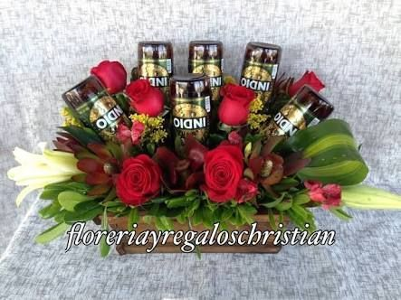 Resultado De Imagen Para Arreglo Floral Para Hombre
