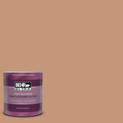 Behr Ultra 1 Qt Home Decorators Collection Hdc Ac 02 Copper Moon Extra Durable Eggshell Enamel Interior Paint Primer 275404 The Home Depot Behr Marquee Behr Marquee Paint Behr Ultra